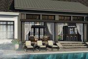 Farmhouse Style House Plan - 4 Beds 3.5 Baths 2480 Sq/Ft Plan #51-1144 Exterior - Rear Elevation