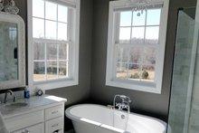 Architectural House Design - Country Interior - Master Bathroom Plan #929-527