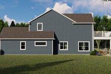 House Design - Cottage Exterior - Other Elevation Plan #1064-108