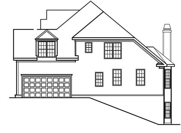 Country Floor Plan - Other Floor Plan Plan #927-472