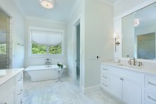 Farmhouse Interior - Master Bathroom Plan #928-309