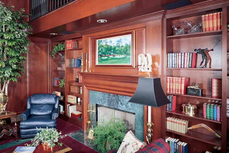 Traditional Interior - Other Plan #927-176 - Houseplans.com