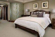 House Design - Classical Interior - Master Bedroom Plan #928-55