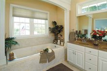 Architectural House Design - Country Interior - Bathroom Plan #930-81