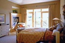 Architectural House Design - European Interior - Bedroom Plan #51-1094