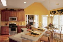 House Design - Country Interior - Kitchen Plan #927-120