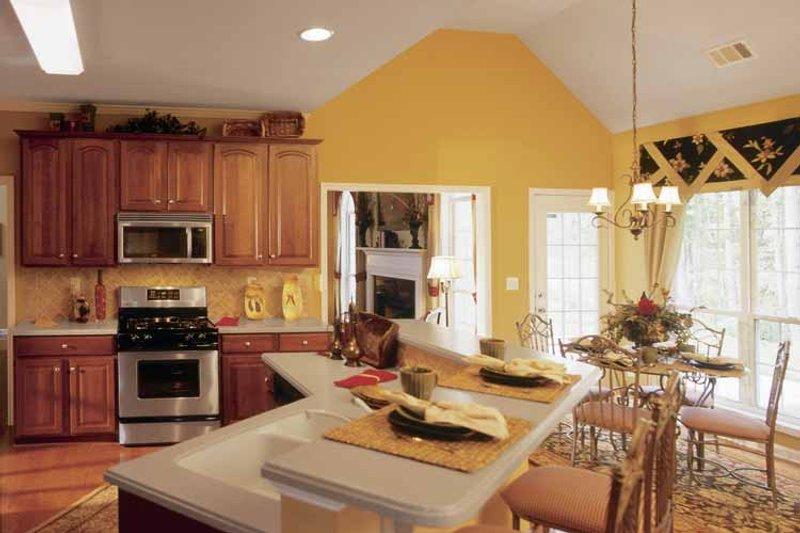 Country Interior - Kitchen Plan #927-120 - Houseplans.com