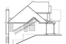 Home Plan - Country Exterior - Other Elevation Plan #927-691