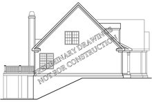 House Plan Design - Colonial Exterior - Other Elevation Plan #927-973