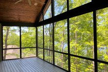 Architectural House Design - Screened Porch