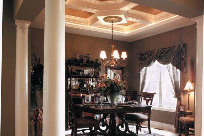 Bungalow Interior - Dining Room Plan #46-729 - Houseplans.com