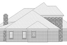 Country Exterior - Other Elevation Plan #932-277