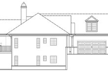 Craftsman Exterior - Other Elevation Plan #119-425