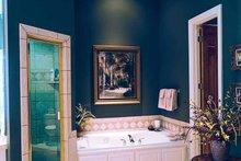 Classical Interior - Bathroom Plan #45-413