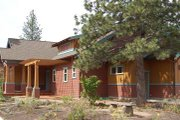 Craftsman Style House Plan - 3 Beds 2 Baths 1534 Sq/Ft Plan #434-14 Exterior - Other Elevation