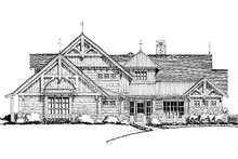 Home Plan - Craftsman Exterior - Front Elevation Plan #942-30