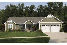 Craftsman Exterior - Front Elevation Plan #928-139