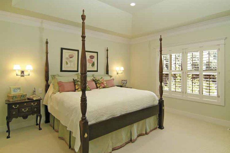 Craftsman Interior - Master Bedroom Plan #928-48 - Houseplans.com