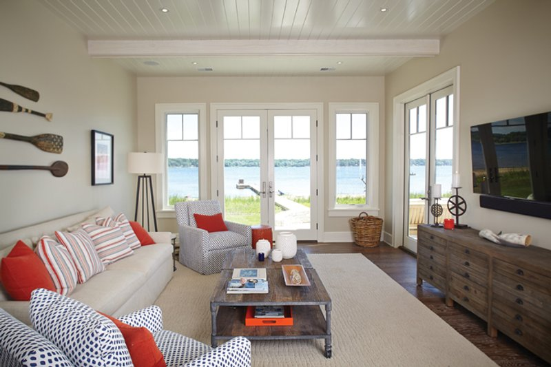 Craftsman Interior - Other Plan #928-252 - Houseplans.com