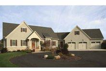 House Plan Design - European Exterior - Front Elevation Plan #928-100