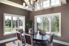 Craftsman Interior - Dining Room Plan #928-224