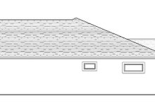 Home Plan - Traditional Exterior - Other Elevation Plan #1058-118