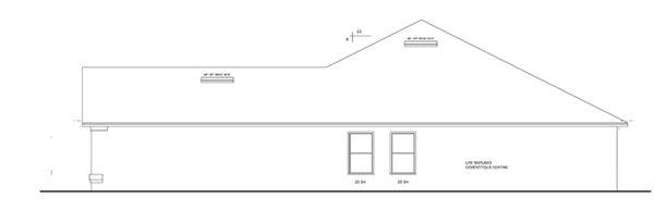 Mediterranean Floor Plan - Other Floor Plan Plan #1058-27