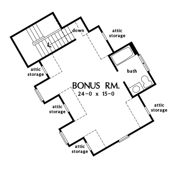 House Plan Design - Optional Bonus