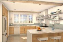 Traditional Interior - Kitchen Plan #497-39