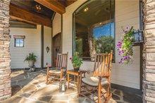 Craftsman Exterior - Covered Porch Plan #120-184