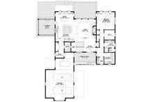 Farmhouse Floor Plan - Main Floor Plan Plan #928-301