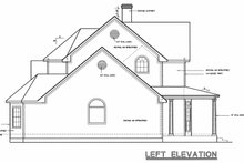 Country Exterior - Other Elevation Plan #20-843