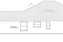House Plan Design - Mediterranean Exterior - Other Elevation Plan #1058-40