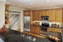 Home Plan - Traditional Interior - Kitchen Plan #929-708