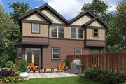 Craftsman Style House Plan - 6 Beds 4.5 Baths 6148 Sq/Ft Plan #48-1017