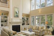 Southern Style House Plan - 3 Beds 3 Baths 2513 Sq/Ft Plan #930-123 Interior - Family Room