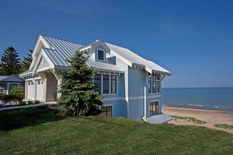 Craftsman Exterior - Front Elevation Plan #928-268 - Houseplans.com
