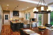 Colonial Style House Plan - 4 Beds 3.5 Baths 3448 Sq/Ft Plan #928-97 Interior - Kitchen