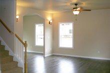 Craftsman Interior - Family Room Plan #124-386