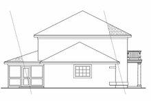 Home Plan - Mediterranean Exterior - Other Elevation Plan #124-428