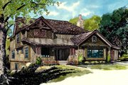 Country Style House Plan - 5 Beds 3.5 Baths 2687 Sq/Ft Plan #942-47
