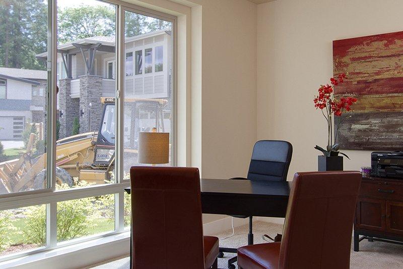 Contemporary Interior - Other Plan #132-564 - Houseplans.com