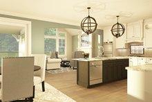Dream House Plan - Ranch Interior - Kitchen Plan #1010-185