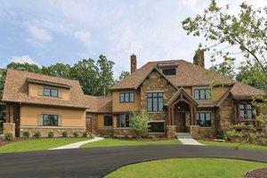House Design - European Exterior - Front Elevation Plan #928-267
