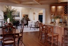 Country Interior - Dining Room Plan #46-686