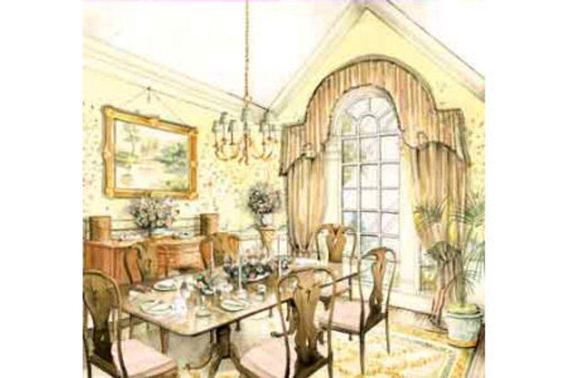 Traditional Photo Plan #429-41 - Houseplans.com