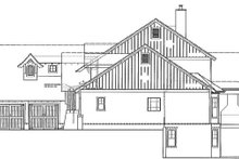 Craftsman Exterior - Other Elevation Plan #54-374