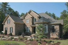 Home Plan - Colonial Exterior - Front Elevation Plan #927-587