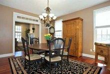 Craftsman Interior - Dining Room Plan #137-332