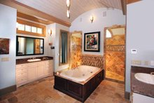 Architectural House Design - Craftsman Interior - Bathroom Plan #54-245